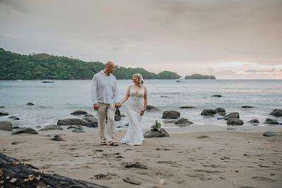 Rebecca & Brian, Destination Wedding Costa Rica