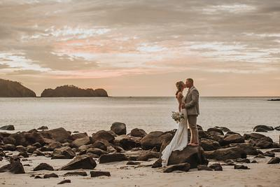Alison & Brett, Destination Wedding Dreams Las Mareas Costa Rica