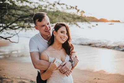 Amanda & Jonathan, Dreams Las Mareas Wedding, Costa Rica