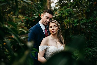 Kathryn & Cameron, Elopement in Arenal Kioro Suites and Spa, Costa Rica