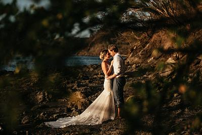 Melanie & Stephen, Wedding Elopement Secrets Papagayo Costa Rica