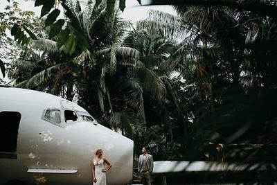 Cody & Morgan, Costa Verde Manuel Antonio Elopement Wedding