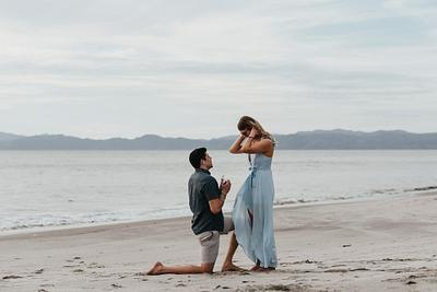 Daniel & Julia, Proposal Costa Rica