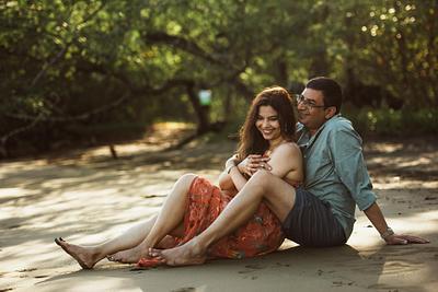 Swati & Abhimanyu 25th Anniversary. Costa Rica
