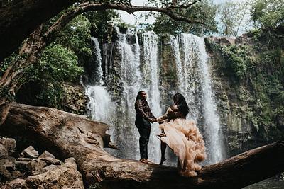 Ashleyann & AC, Engagement Costa Rica
