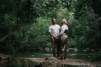 Mazin & Eman, Honeymoon Photoshoot Costa Rica