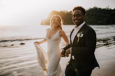 Kristi & Gregory, Dreams Las Mareas Costa Rica Wedding