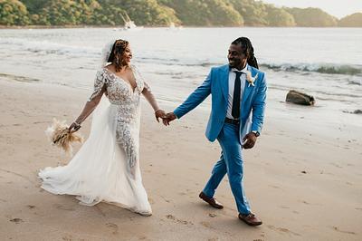 Reggie & Hansia, Wedding Costa Rica