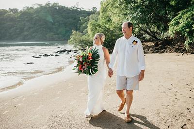Mark & Heather, Elopement in Costa Rica