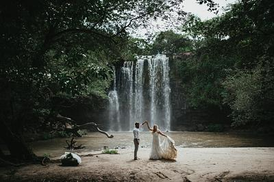 Shanna & Luis, Wedding Costa Rica