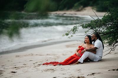 Analis & Junior, Maternity Photoshoot