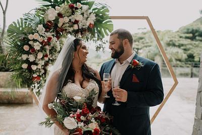 Sarah & Scott, Wedding Dreams Las Mareas Costa Rica