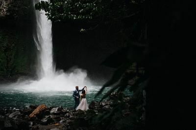 Costa Rica Elopement - Marzena & Jakub