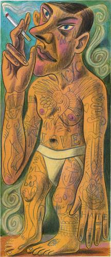 The Tattooed Man