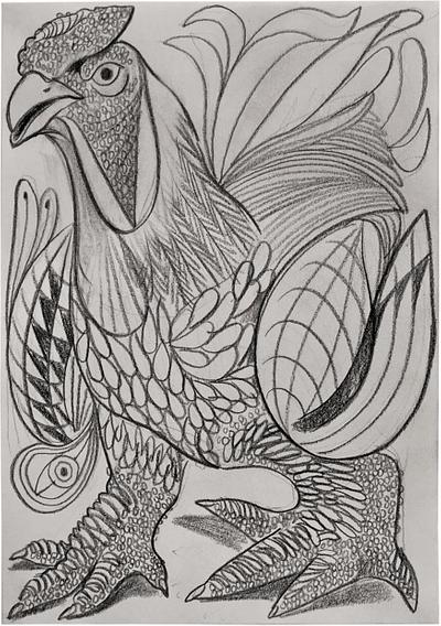 Rooster Crows II