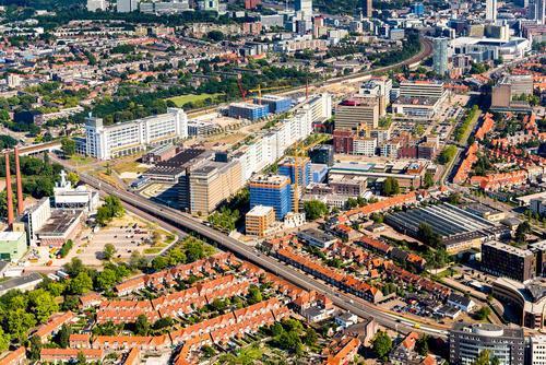 Strijp S Eindhoven
