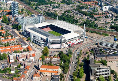 Philips soccer stadium NL