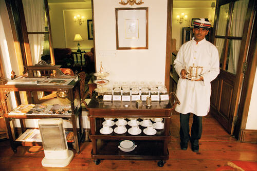 The Elgin Hotel, Darjeeling, West Bengal.
