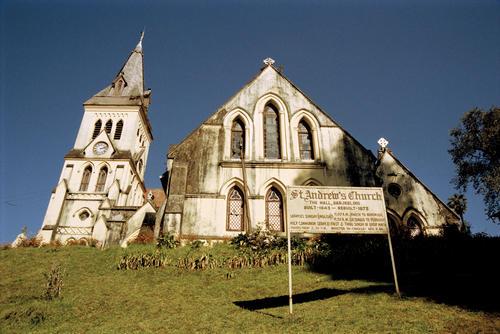St. Andrew's Church, Darjeeling.