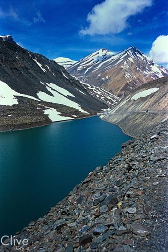 Suraj Tal Lake, Himachal Pradesh.