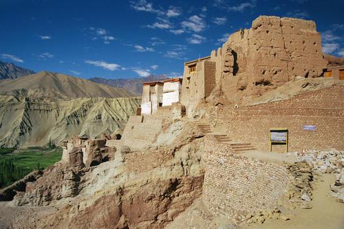 Basgo temple, Ladakh.
