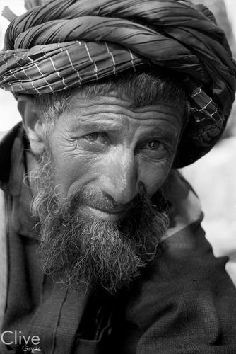 Shepherd at Pahalgam, Kashmir.