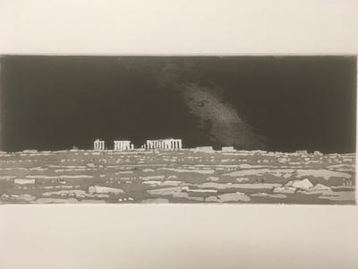 Dead cities - distant bombing