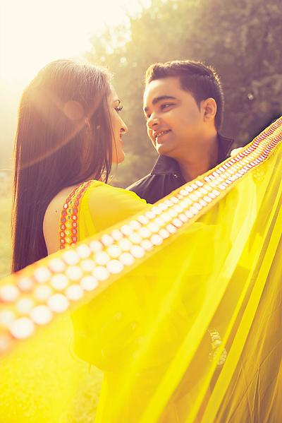 Afreen & Piyush - a fun wedding