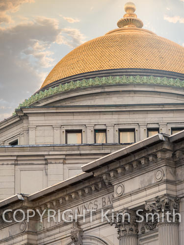 Gold Dome | Buffalo Savings Bank