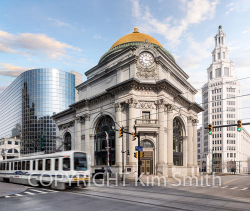 Gold Dome | Buffalo Savings Bank | Main St | Metro | Electric Tower