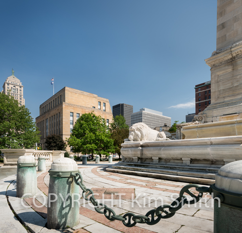 Niagara Square Stock photo