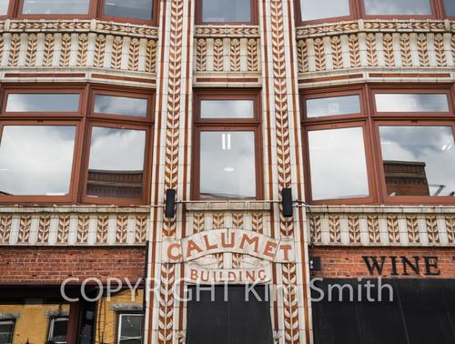 Calumet Building, Terra Cotta, Buffalo NY