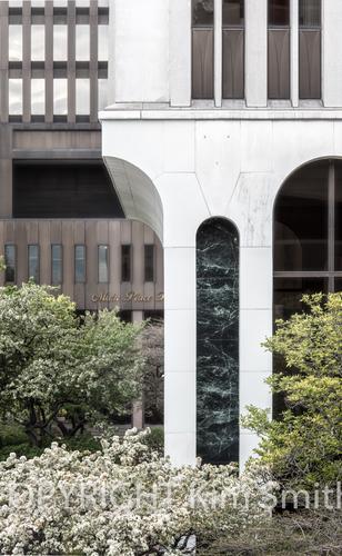 Minoru Yamasaki M&T building Buffalo