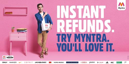 AURAA PRODUCTIONS CAMPAING FOR MYNTRA WITH SURAJ SHARMA