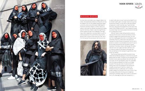 Auraa Models Nathalya & Justyna Feat GRAZIA INDIA photographer@keegan Crasto Styling@Daniel Franklin MUA@Amanender Sidhu