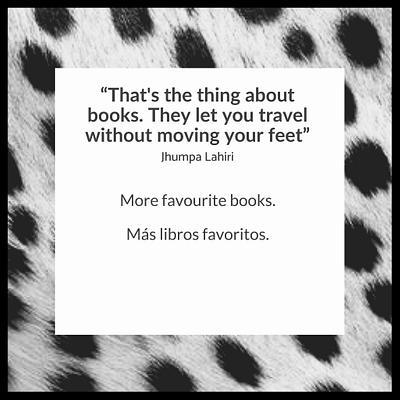 Libros favoritos 2 | Favourite books 2