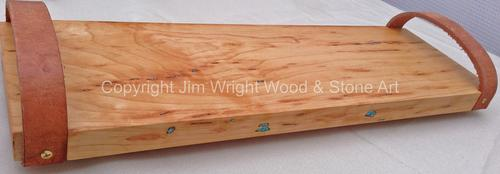 Sugar Maple with Sleeping Beauty Turquoise