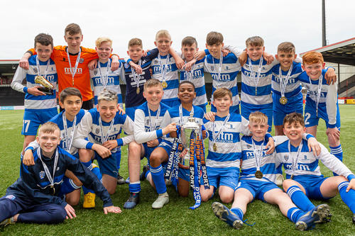 Dyce Scottish Cup Final