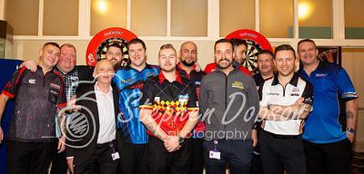 2019 Granite City Darts Masters