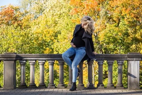 Koša rudens gaidību fotosesija Siguldā