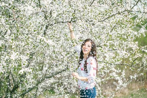 Fotosesija pavasarī