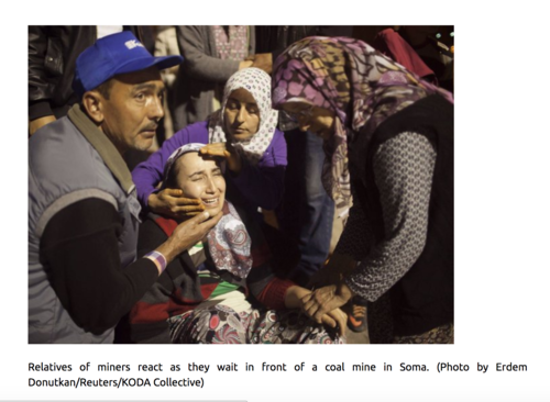 Soma mining accident, May 2014 / Reuters
