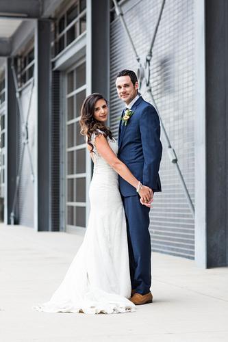 Vanessa + Michael