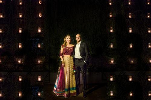New York couple destination engagement photoshoot