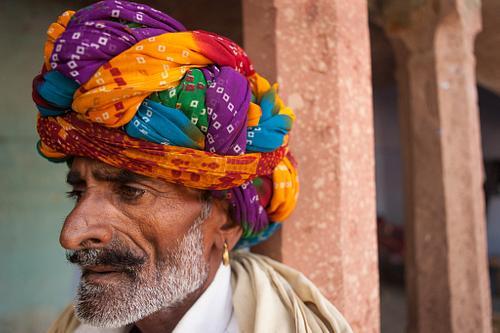 Rural Rajasthani