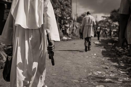 Kibera Christianity