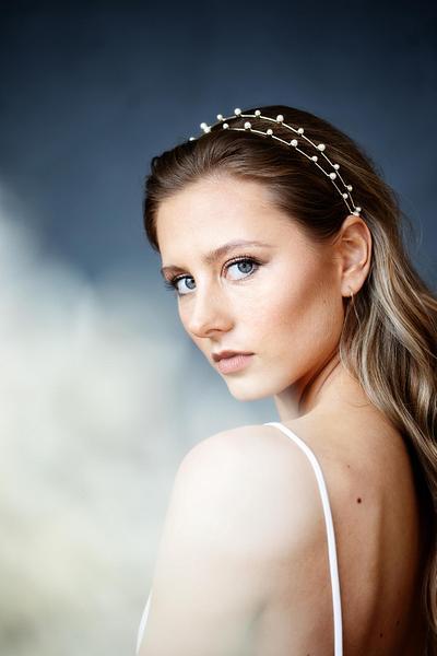 Bridal Beauty Story for Skyn Distillery