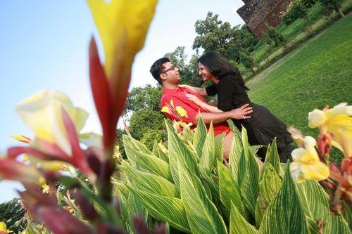Geetika & Vikram