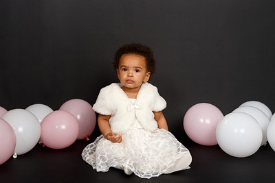 1 Year Old PhotoShoot