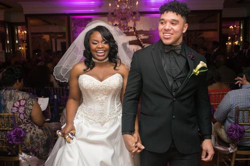 Marcia and Dexter Wedding
